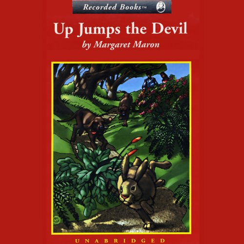 Couverture de Up Jumps the Devil