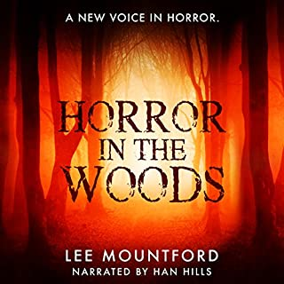 Horror in the Woods cover art
