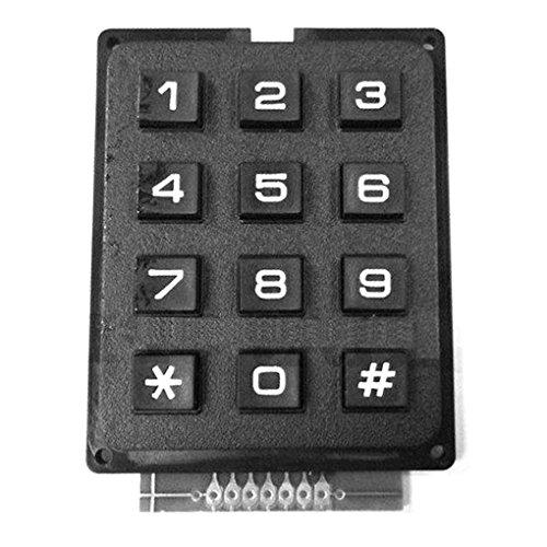 F-blue 1PC Pequeño Solo Chip microordenador