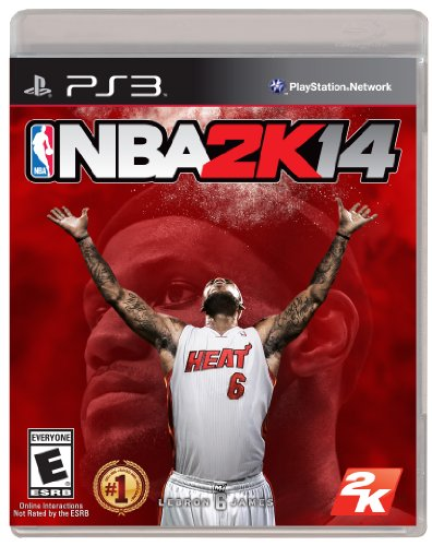 Take-Two Interactive NBA 2K14, PS3 - Juego (PS3, PlayStation 3, Deportes, E (para todos))
