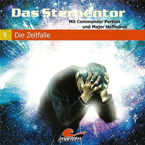 Die Zeitfalle audiobook cover art