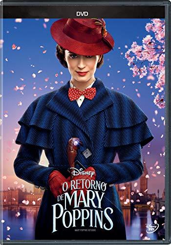 O Retorno De Mary Poppins [DVD]