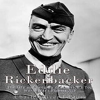 Eddie Rickenbacker audiobook cover art