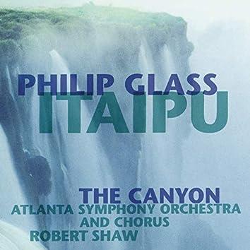 Glass: Itaipú & The Canyon