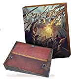 Dungeon Craft: Castles & Keeps Board Game, 1000+ Fantasy Tabletop Roleplaying Game Terrain Tiles for Dungeon Battle Maps, Double-Sided Dry / Wet Erase - D&D Compatible