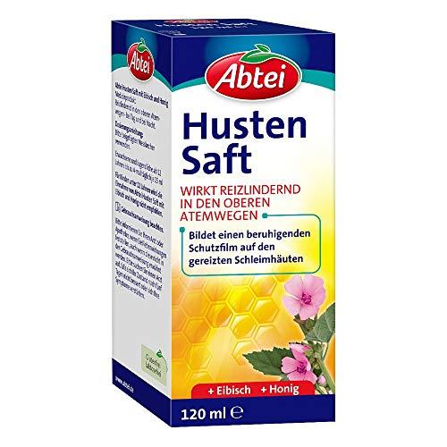 ABTEI Husten Saft Eibisch Honig 120 ml