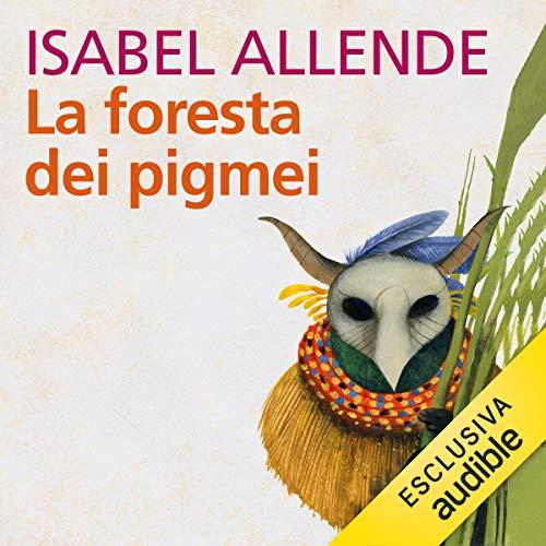 La foresta dei pigmei audiobook cover art