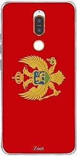 Nokia X6(2018) Montenegro Flag, Zoot Designer Phone Covers