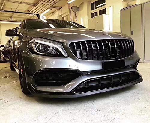 NUOVO Originale Mercedes Benz A-CLASS W176 PARAURTI ANTERIORE SUPERIORE RADIATORE GRILL Oem