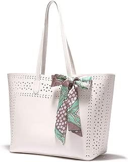 YX Shoulder Bag, Small Fresh Big Bag Autumn and Winter Wild One Shoulder Portable Slung Large Capacity Simple Tote Handbag (Color : Beige)