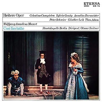 Mozart: Così fan tutte (Highlights - Sung in German)