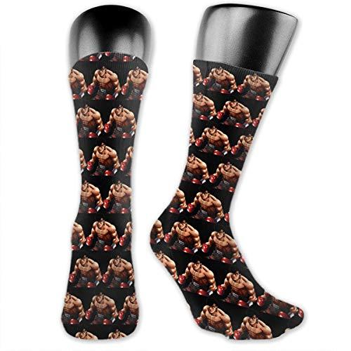 Anime & Mamuro Takamura Classic Knee Socks, Leisure Sports, Indoor And Outdoor Socks 8.5cm×50cm
