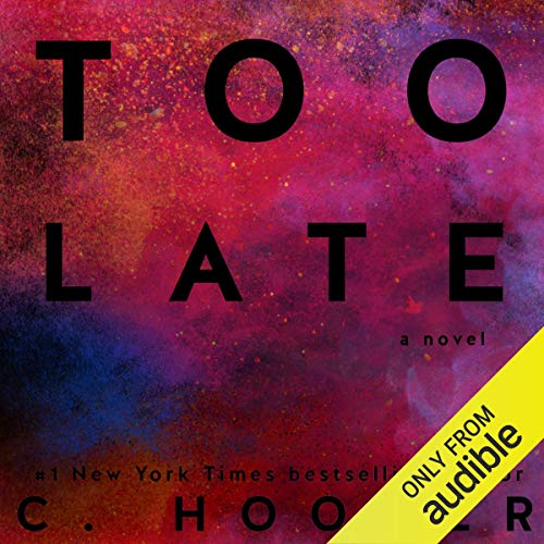Too Late  By  cover art