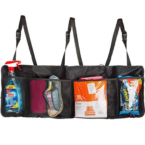 GOODS+GADGETS Kofferraum Organizer Universelle Kofferraumtasche faltbar Autotasche Werkzeugtasche