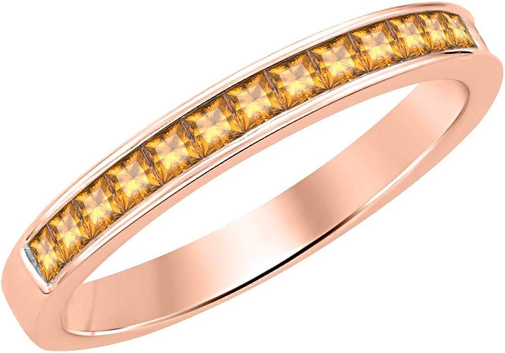 Gold Diamonds Jewellery 1.10ctw Princess Rose Cut 14k Las Vegas Mall Max 74% OFF Pla