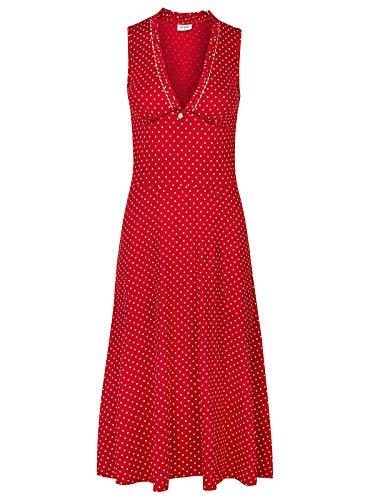 Vive Maria My Monaco Kiss Dress Red/Allover, Größe:S