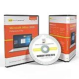 Microsoft® Office 2019 PRO (Professional Plus) DVD mit original Lizenz. S2 Software-Box. Papiere & Zertifikate. Alle Sprachen 32 & 64bit