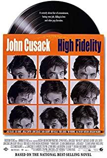 High Fidelity POSTER Movie (27 x 40 Inches - 69cm x 102cm) (2000)