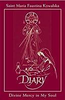 Diary of Saint Maria Faustina Kowalska: Burgundy Leather
