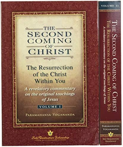 The Second Coming of Christ The Resurrection of the Christ Within You 2 Volume Set ENGLISH LANGUAGE product image