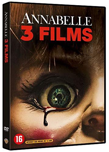 DVD - Annabelle 1-3 (1 DVD)