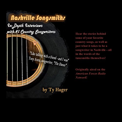 Nashville Songsmiths audiobook cover art