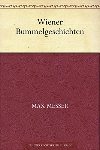 Wiener Bummelgeschichten