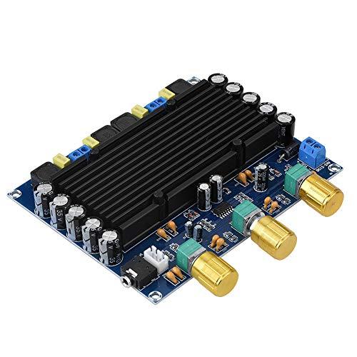 VBESTLIFE 2x150 Watt TPA3116D2 Digital Audio HiFi versterkerplaat 2,0 kanaals DC12-24V voor XH-M549 met geluid