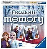 Ravensburger 24315 - Disney Frozen Memory, der Spieleklassiker für alle Frozen Fans, Merkspiel für 2-8 Spieler ab 4 Jahren - William H. Hurter