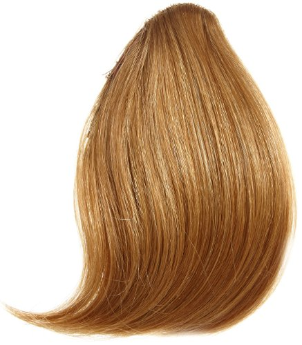 Love Hair Extensions Thermofiber Clip-In-Vollpony Farbe 27 - Goldblond, 1er Pack (1 x 1 Stück)