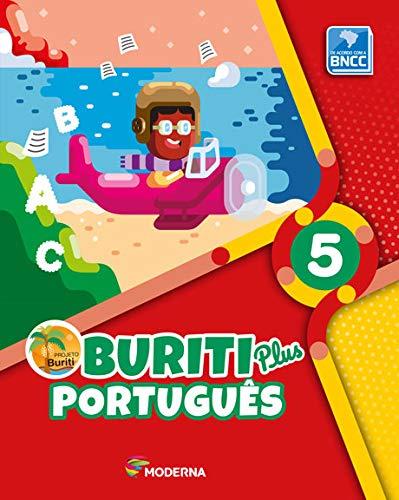 Buriti Plus. Português - 5º Ano
