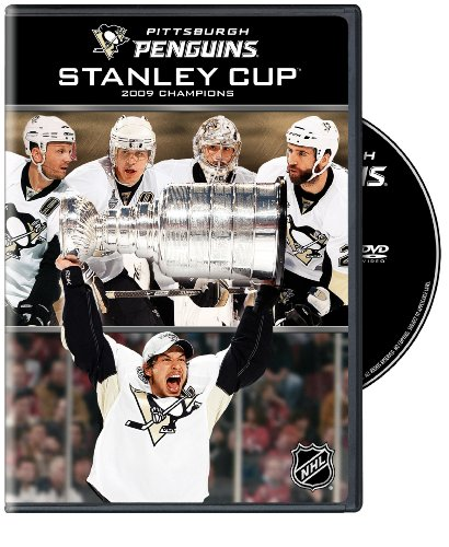 NHL Pittsburgh Penguins Stanley Cup Champions 2009 DVD