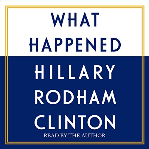 Page de couverture de What Happened