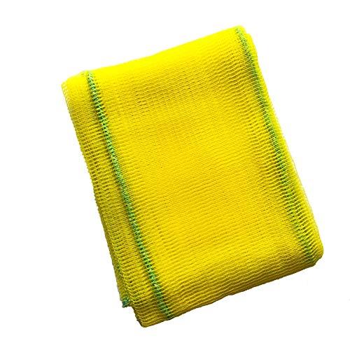 ONESORA カラス よけ ゴミ ネット 3×4m 45L ゴミ袋約16〜20分使用目安 イエロー