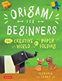 Origami for Beginners: The Creative World of Paper Folding: Easy Origami Book with 36 Projects: Great for Kids or Adult Beginners