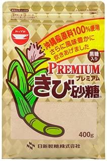 プレミアムきび砂糖 400g