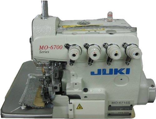 JUKI MO-6716S Industrial 5-Thread Overlock Sewing Machine