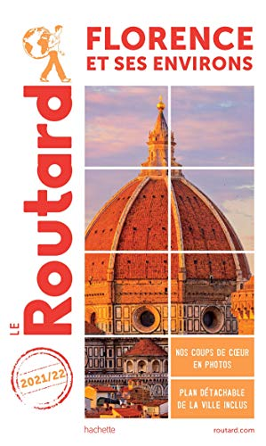 Guide du Routard Florence 2021 22
