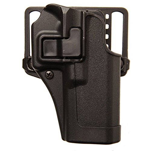 BLACKHAWK Serpa CQC Holster fits M&P Shield, Right Hand, Black
