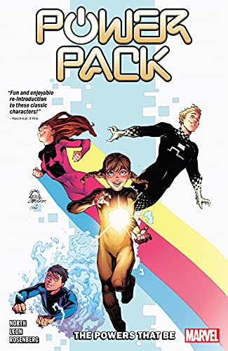 Power Pack: The Powers That Be (Power Pack (2020-)) (English Edition)