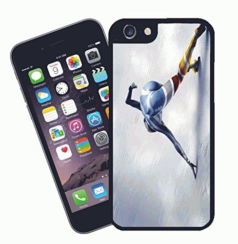 Pattinaggio di velocità iPhone Custodia - Questa Cover Si Adatta Apple di iPhone 6 - da Eclipse Idee Regalo