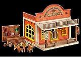 PLAYMOBIL 6280 Salón del Oeste