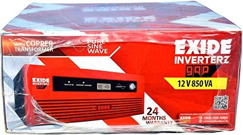 Best exide inverter battery