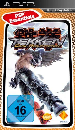 Tekken: Dark Resurrection [Essentials] - [Sony PSP]