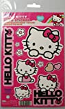 Hello Kitty HK-KFZ-101 - Set Adesivi per Auto