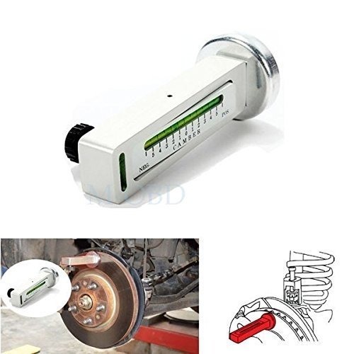 Katur Universal-Messgerät /-Werkzeug für Auto / LKW, magnetisch, für Radeinstellung (Sturz und Nachlauf)