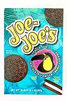 トレーダージョーズ / チョコレート バニラ クリーム ジョージョーズ サンドウィッチ クッキー / 567g (20oz) TRADER JOE'S Joe-Joes Cookie