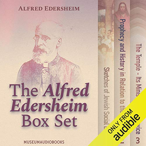 The Alfred Edersheim Box Set  By  cover art