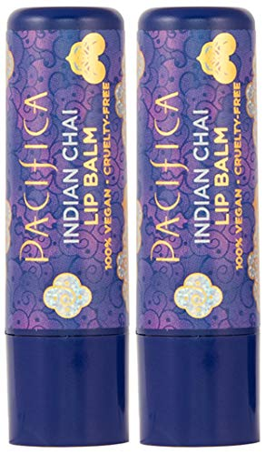 Pacifica Indian Chai Lip Balm