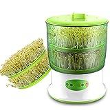 Kits Plantes Germination, 220 V Accueil Utilisation Intelligence Bean Choux Machine De Grande Capacité Thermostat Graines Croissance Verte Bean Automatique Sprout Machine